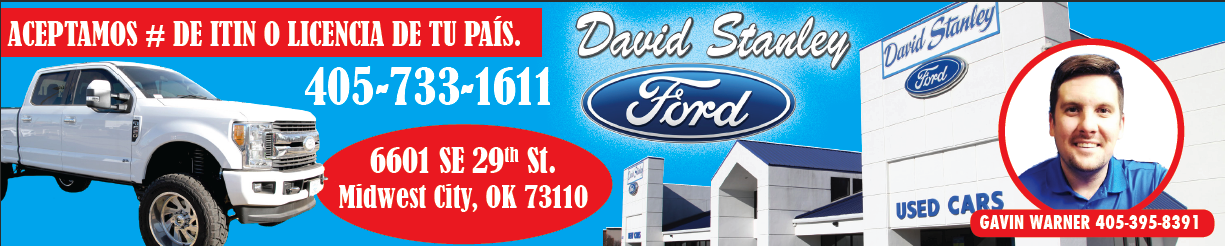 DS Ford top banner