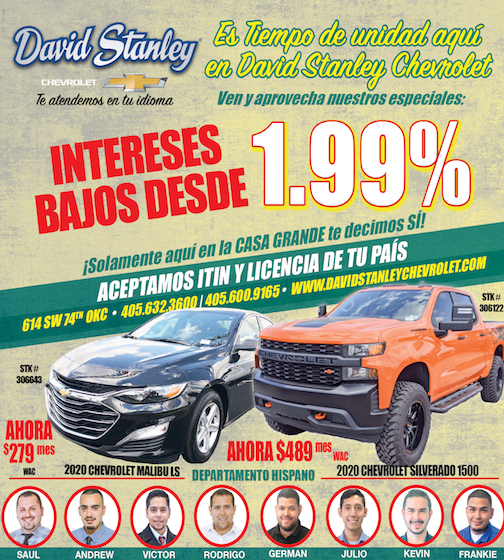 DSC Chevy Right Bottom Ad